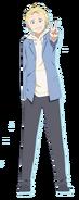 Chizuru Tachibana Render