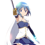 Sayaka Miki, Madoka Kaname's Protector.png
