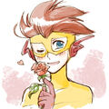 Kidflash with hetalia style by sii sen-d3j1bbn