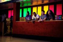 One of Them Nights 2x09 15 Kia Spencer Asher Layla