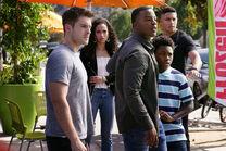 One of Them Nights 2x09 08 Asher Layla Spencer Dillon Jordan