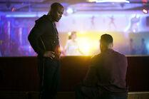One of Them Nights 2x09 13 Coach Baker Jordan