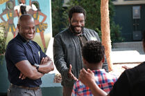 They Reminisce Over You 2x04 02 Coach Baker Corey Dillon