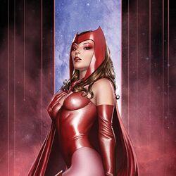 绯红女巫(Scarlet Witch)地球-616