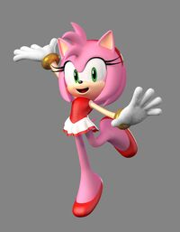 Amy Rose (Mario and Sonic)
