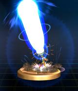 Zero Laser - Brawl Trophy
