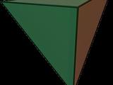 Imaginary Tetrahedron