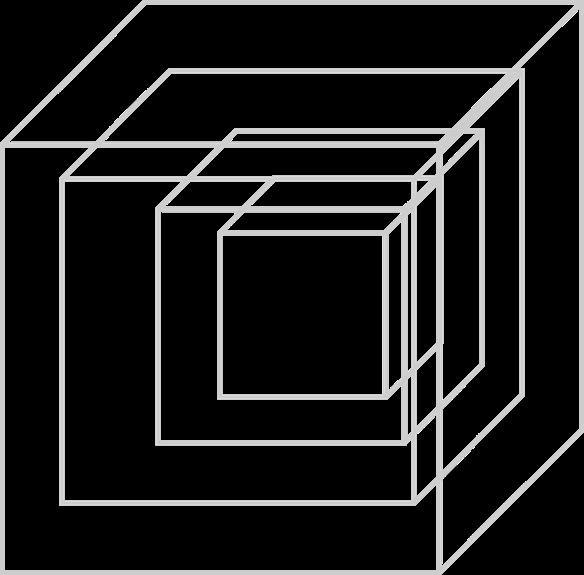 The Infinite Cube