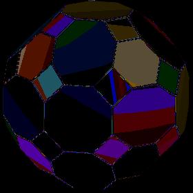 Terminal Truncated Rhombicuboctahedron