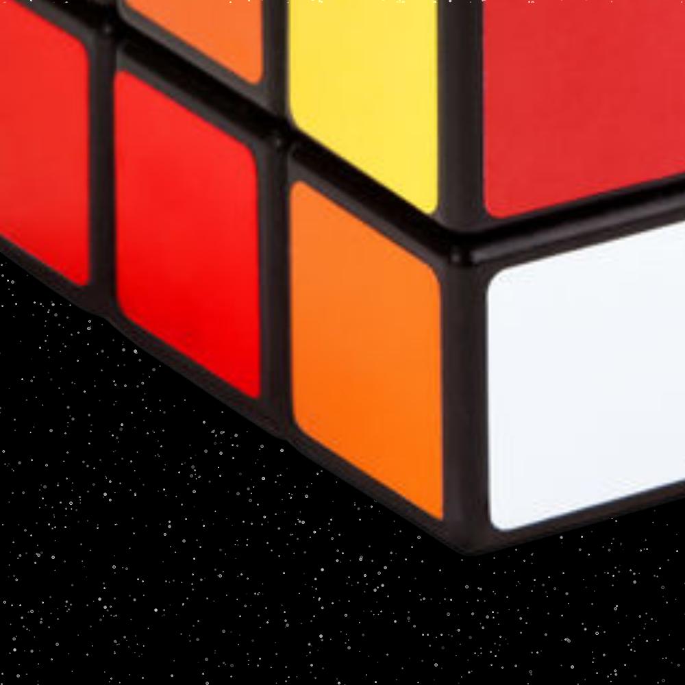 Imaginary Rubik's Cube
