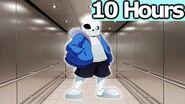 Megalovania Elevator Jazz Undertale 10 Hours-0