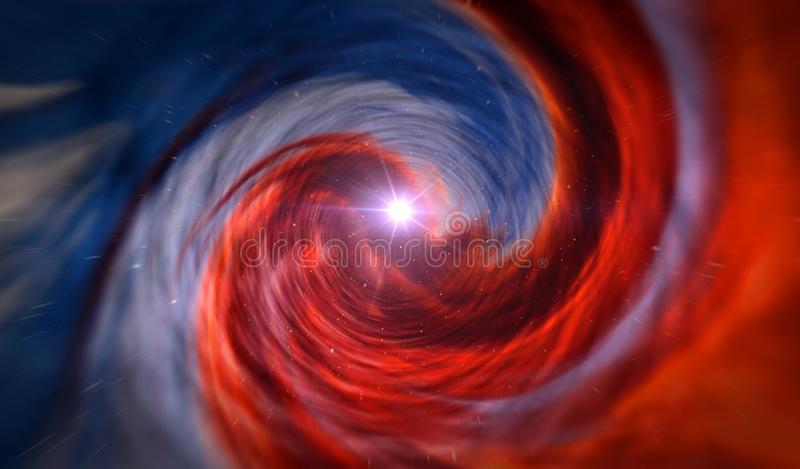 The Deep Vortex