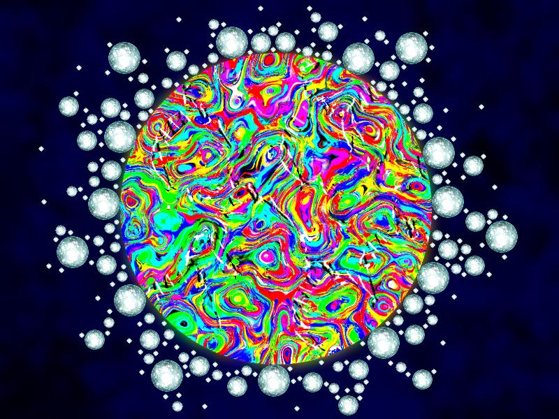 The Universe Swarm