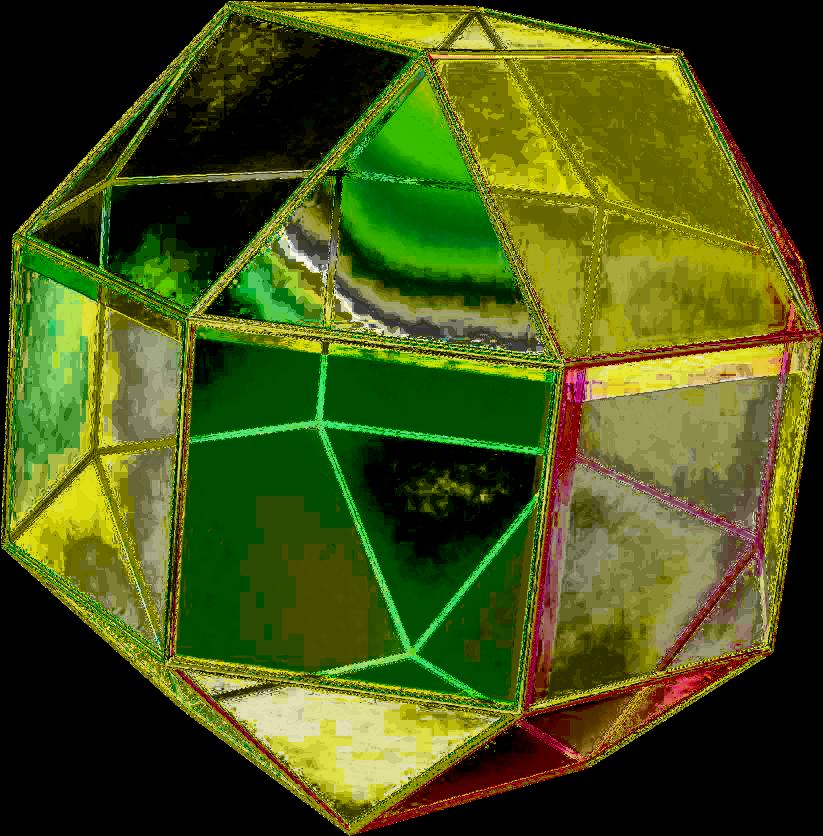 Terminal Rhombicuboctahedron