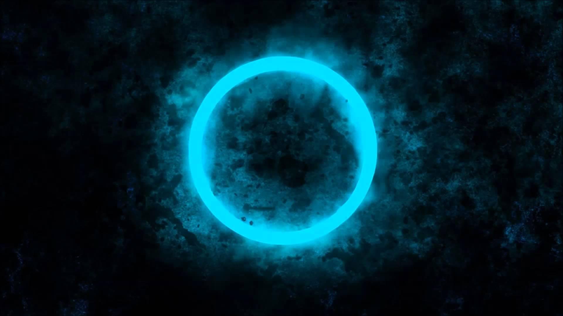Cyan Ring