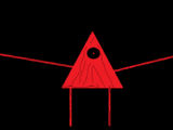 Sentient Triangle which Destroys Multiverses.