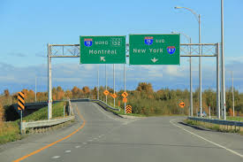 Quebec Autoroute 30verse