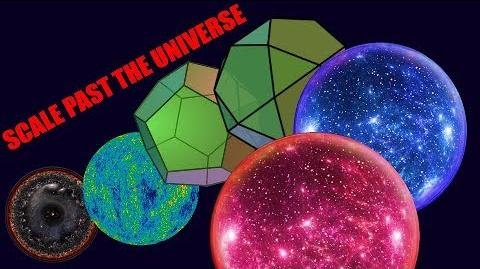 Scale Past the Universe
