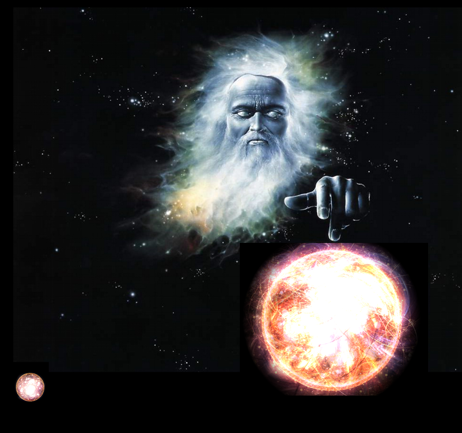 The God of Cosmologies