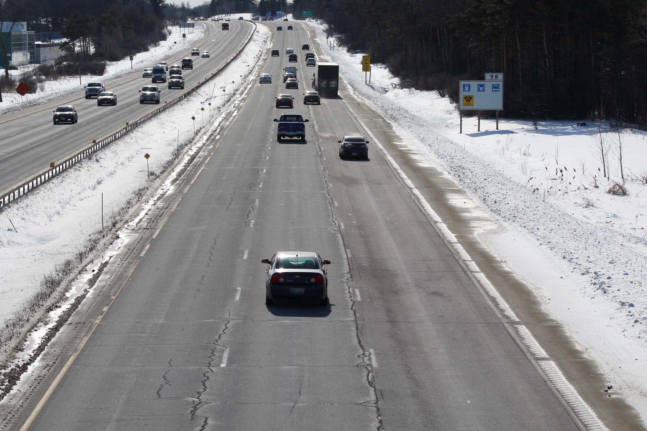 Ontario Highway 400verse