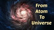 Fast Journey from Quarks to the Universe Edge