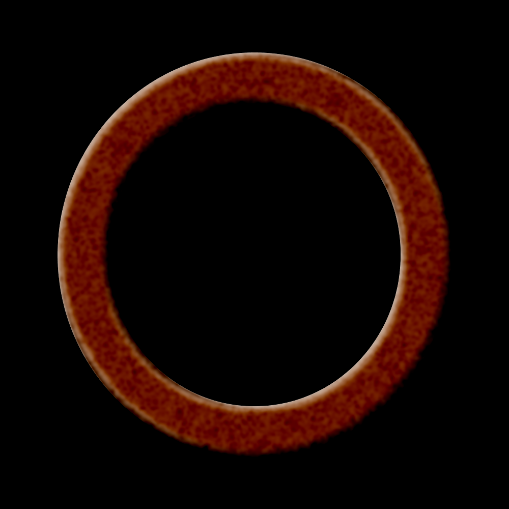 Brown Ring