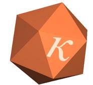 Icosahedral Kappa Particle