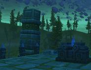 Astral graveyard