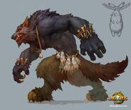 Illust004 - Werewolf