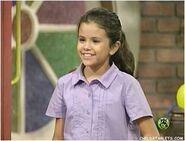 Selena gomez en barney