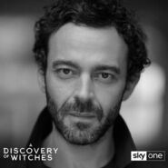 Milo Twomey Sky One Promotional Image for ADOW S2