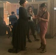 A Discovery of Witches Season 2 BTS 158