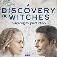 A Discovery of Witches Now TV Poster