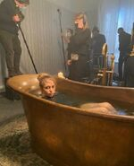 A Discovery of Witches Season 2 BTS 171