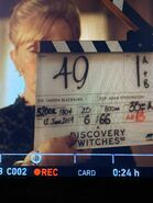 A Discovery of Witches S2 BTS 01