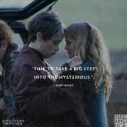 A Discovery of Witches S1 Promotional Image 11