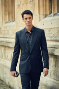 A Discovery of Witches on Sundance Now Matthew Goode as Matthew Clairmont 240917 0166