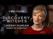 Lindsay Duncan talks all things Ysabeau De Claremont