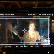 A Discovery of Witches Season 1 BTS 74
