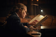 A Discovery of Witches on Sundance Now Teresa Palmer as Diana Bishop 111017 1199