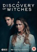 A Discovery of Witches DVD Cover