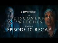 A Discovery Of Witches- Series 2 Episode 10 in 2 minutes