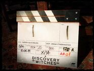 A Discovery of Witches S2 BTS 15