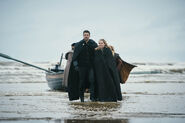 A Discovery of Witches S2 on Sundance Now Matthew Goode & Teresa Palmer 3016654