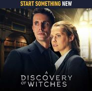 A Discovery of Witches Sundance Promotional Poster