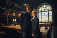 A Discovery of Witches on Sundance Now Matthew Goode & Teresa Palmer 111017 1371