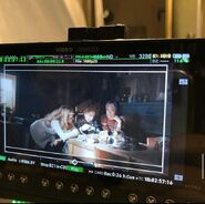 A Discovery of Witches Season 1 BTS 75