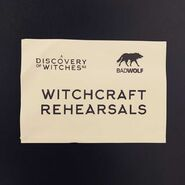 A Discovery of Witches S2 BTS 25