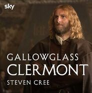 Gallowglass Clermont Sky Poster