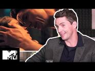 Matthew Goode's Steamy Chemistry With Teresa & Your Fan Qs - A Discovery Of Witches - MTV Movies